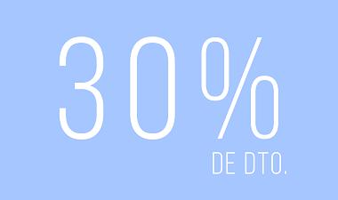 Descuentos 30%
