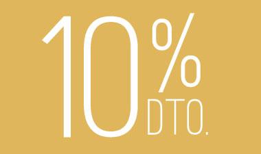 Descuentos 10%